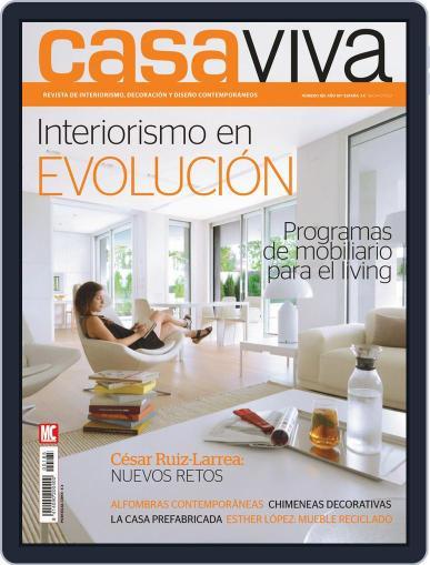 Casa Viva (Digital) October 1st, 2012 Issue Cover