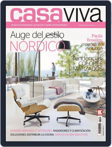 Casa Viva (Digital) September 9th, 2012 Issue Cover
