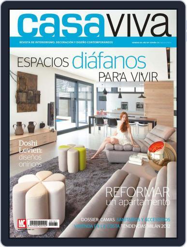 Casa Viva (Digital) July 23rd, 2012 Issue Cover
