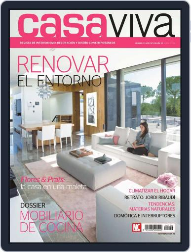 Casa Viva (Digital) April 6th, 2012 Issue Cover