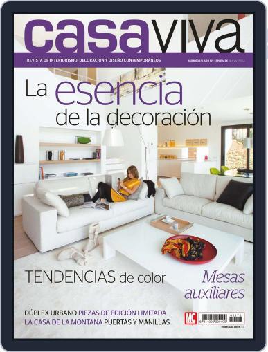 Casa Viva (Digital) January 13th, 2012 Issue Cover