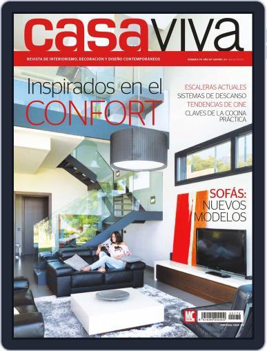 Casa Viva (Digital) October 18th, 2011 Issue Cover