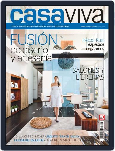 Casa Viva (Digital) September 20th, 2011 Issue Cover