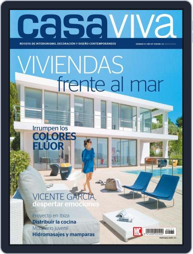 Casa Viva (Digital) July 21st, 2011 Issue Cover