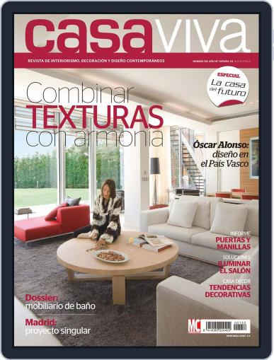 Casa Viva (Digital) January 14th, 2010 Issue Cover