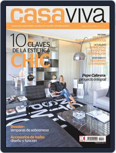 Casa Viva (Digital) December 10th, 2009 Issue Cover
