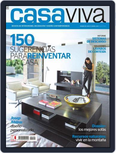 Casa Viva (Digital) October 28th, 2009 Issue Cover