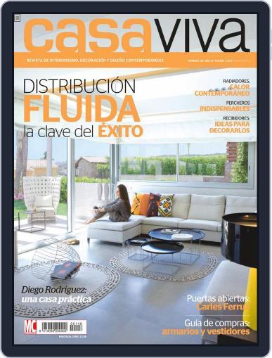 Casa Viva (Digital) August 26th, 2009 Issue Cover