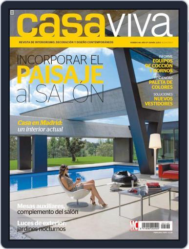 Casa Viva (Digital) June 25th, 2009 Issue Cover