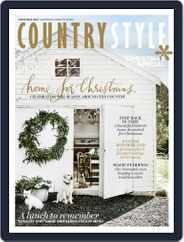 Country Style (Digital) Subscription November 2nd, 2019 Issue
