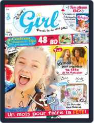 Disney Girl (Digital) Subscription June 1st, 2020 Issue