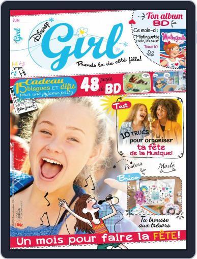 Disney Girl (Digital) June 1st, 2020 Issue Cover