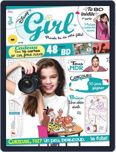 Disney Girl (Digital) April 1st, 2020 Issue Cover