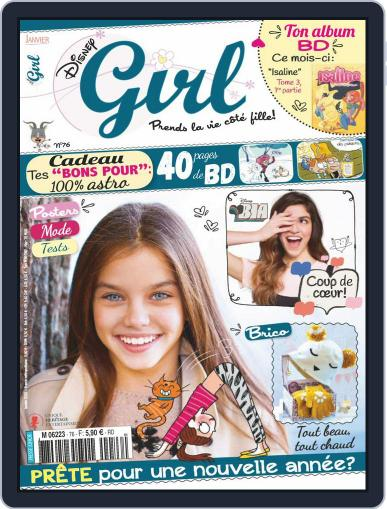 Disney Girl (Digital) January 1st, 2020 Issue Cover