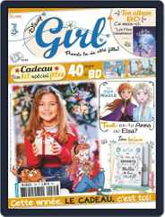 Disney Girl (Digital) Subscription December 1st, 2019 Issue