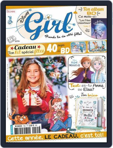 Disney Girl (Digital) December 1st, 2019 Issue Cover