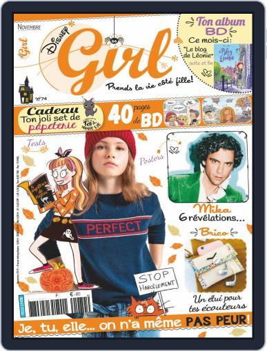 Disney Girl (Digital) November 1st, 2019 Issue Cover