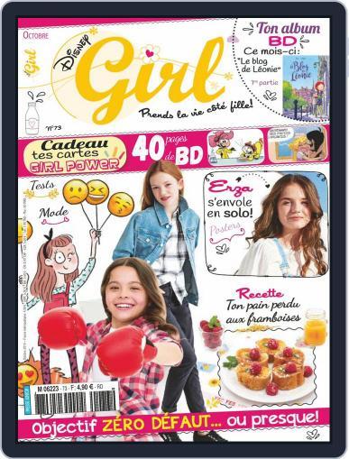 Disney Girl (Digital) October 1st, 2019 Issue Cover