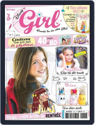 Disney Girl (Digital) September 1st, 2019 Issue Cover