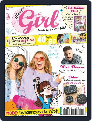 Disney Girl (Digital) June 1st, 2019 Issue Cover