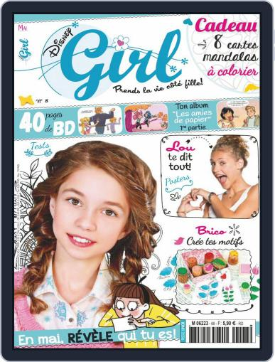 Disney Girl (Digital) May 1st, 2019 Issue Cover