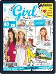 Disney Girl (Digital) Subscription July 1st, 2018 Issue
