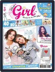 Disney Girl (Digital) Subscription February 1st, 2018 Issue