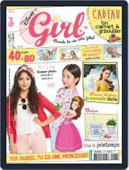 Disney Girl (Digital) Subscription March 29th, 2017 Issue