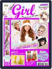 Disney Girl (Digital) Subscription November 26th, 2015 Issue