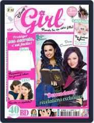 Disney Girl (Digital) Subscription September 24th, 2015 Issue