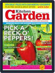 Kitchen Garden (Digital) Subscription August 1st, 2020 Issue