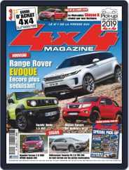 4x4 (Digital) Subscription December 1st, 2018 Issue