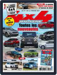 4x4 (Digital) Subscription April 1st, 2018 Issue
