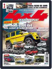 4x4 (Digital) Subscription March 17th, 2015 Issue