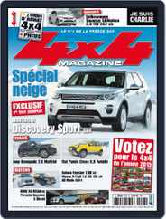 4x4 (Digital) Subscription January 20th, 2015 Issue