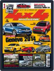 4x4 (Digital) Subscription March 14th, 2014 Issue
