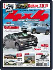 4x4 (Digital) Subscription February 17th, 2014 Issue