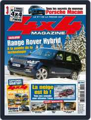4x4 (Digital) Subscription December 16th, 2013 Issue