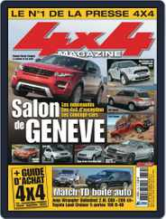 4x4 (Digital) Subscription March 17th, 2011 Issue