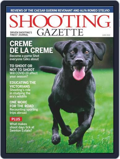 Shooting Gazette June 1st, 2020 Digital Back Issue Cover