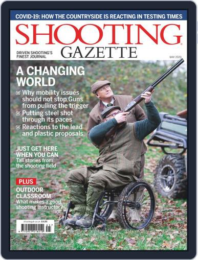 Shooting Gazette May 1st, 2020 Digital Back Issue Cover