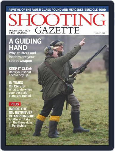 Shooting Gazette February 1st, 2020 Digital Back Issue Cover