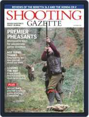 Shooting Gazette (Digital) Subscription October 1st, 2019 Issue