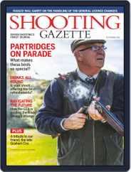 Shooting Gazette (Digital) Subscription September 1st, 2019 Issue