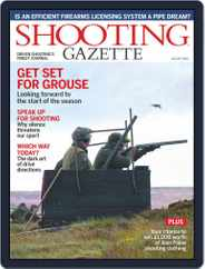 Shooting Gazette (Digital) Subscription August 1st, 2018 Issue