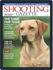 Shooting Gazette (Digital) Subscription July 1st, 2018 Issue