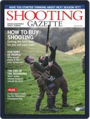Shooting Gazette (Digital) Subscription February 1st, 2018 Issue