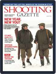 Shooting Gazette (Digital) Subscription January 1st, 2018 Issue