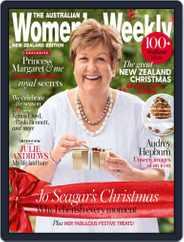 Australian Women's Weekly NZ (Digital) Subscription November 2nd, 2019 Issue