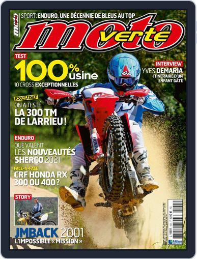Moto Verte July 1st, 2020 Digital Back Issue Cover